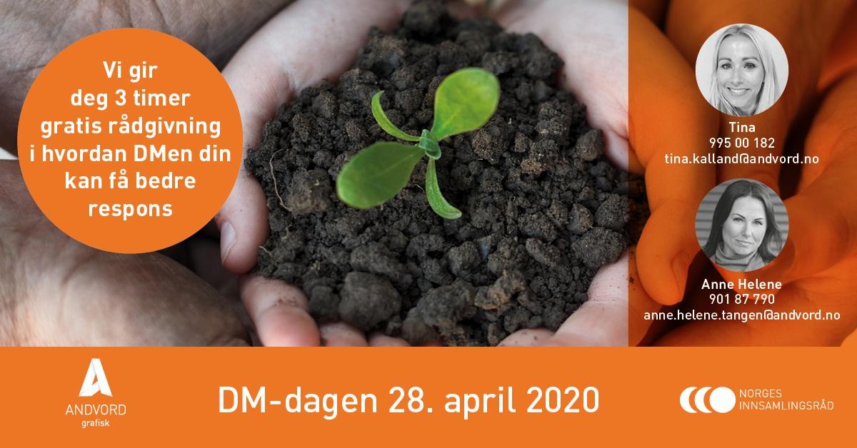 DM-dagen til Norges Innsamlingsråd